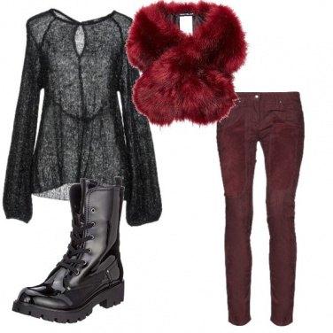 Outfit Capodanno informale