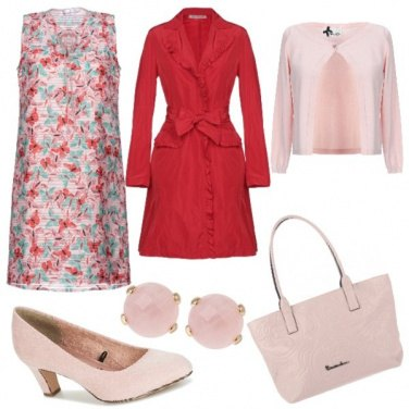 Outfit Madame red butterfly..