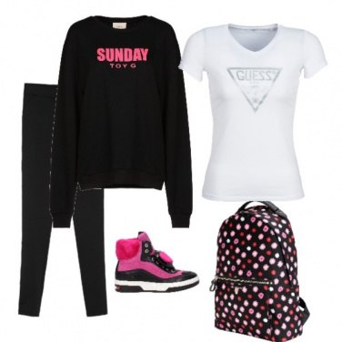 Outfit Domenica casual
