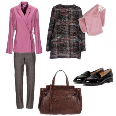 Outfit Trendy, stile mannish