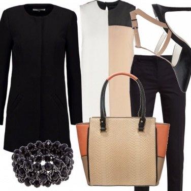 Outfit Colour block