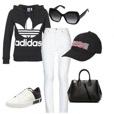Outfit In incognito ma con classe