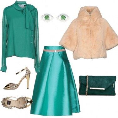 Outfit Il pranzo del 1°gennaio