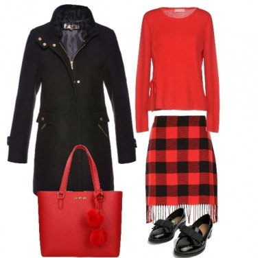 Outfit Natale in famiglia