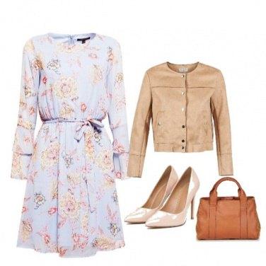 Outfit Passeggiata in primavera