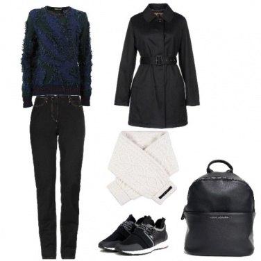Outfit Urban, oggi gita fuori porta