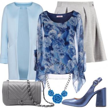Outfit Allure romantica