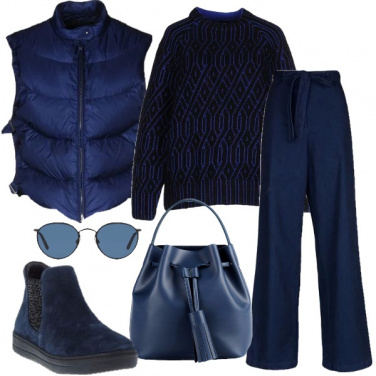 Outfit Passeggiata a Courmayeur