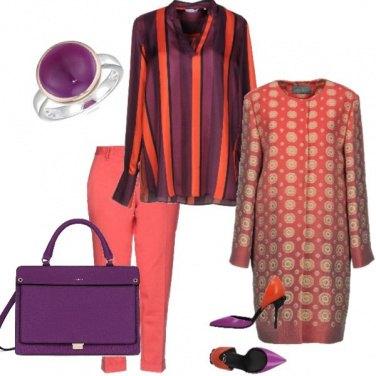 Outfit Accostamento azzardato