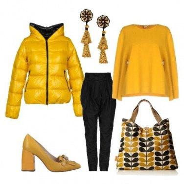 Outfit Come un pulcino
