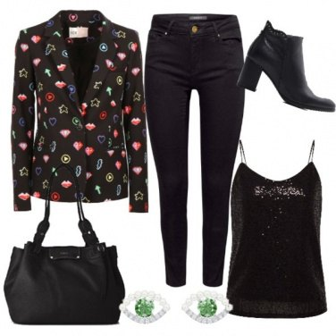 Outfit Giacca fantasy