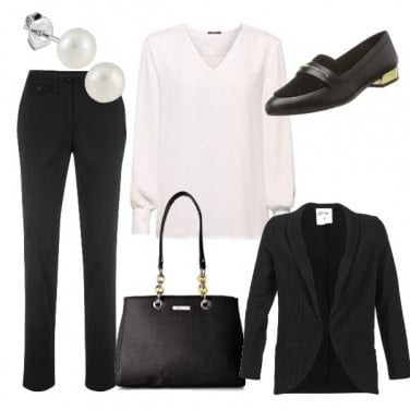 Outfit Look minimal