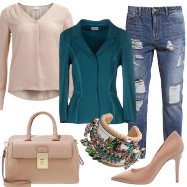 Outfit Un colore particolare