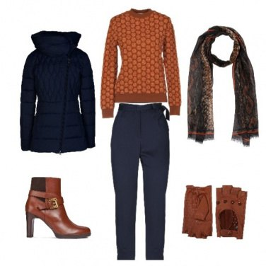 Outfit Urban #10080