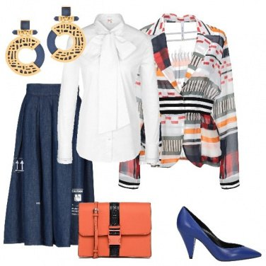 Outfit Pure style