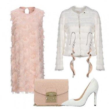 Outfit Romantiche frange