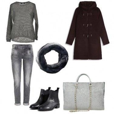 Outfit Urban, esame di anatomia