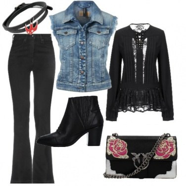 Outfit Rock #4108