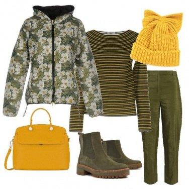 Outfit L autunno contro la primavera