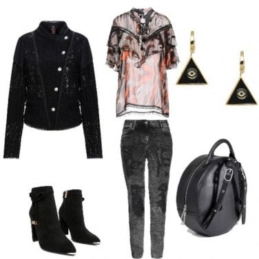 Outfit Urban #10094