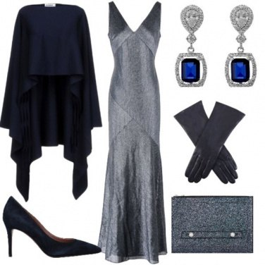 Outfit Una serata da ricordare