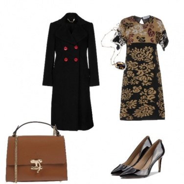 Outfit Bon Ton, serata pre festivita\'