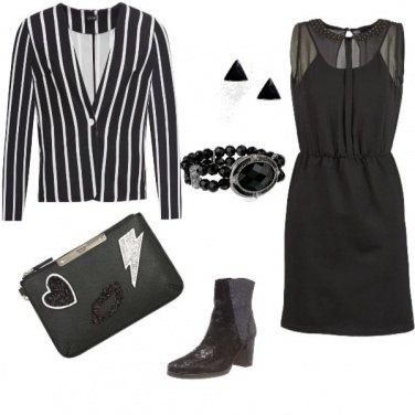 Outfit Rock#capodanno