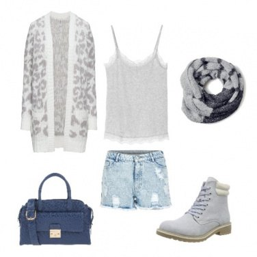 Outfit Mountain Chic