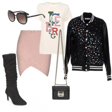 Outfit Rock #4113