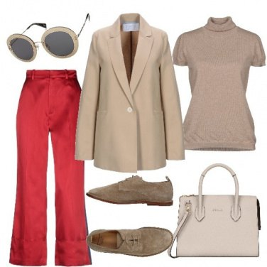 Outfit Beige passione