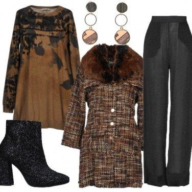 Outfit Io, a Capodanno, voglio stare comoda!