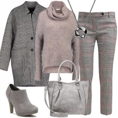 Outfit Colori polverosi