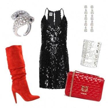 Outfit Festeggiando capodanno