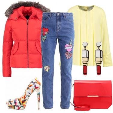Outfit Sensuale e moderna