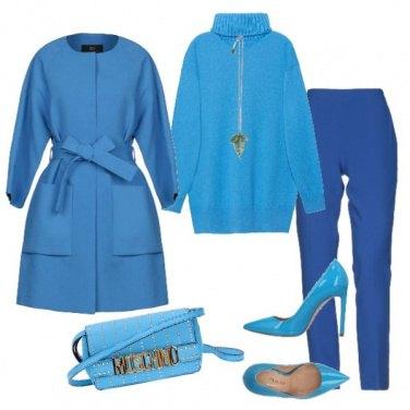 Outfit Come il cielo