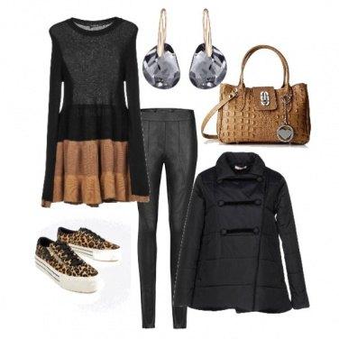 Outfit Quasi un mini abito