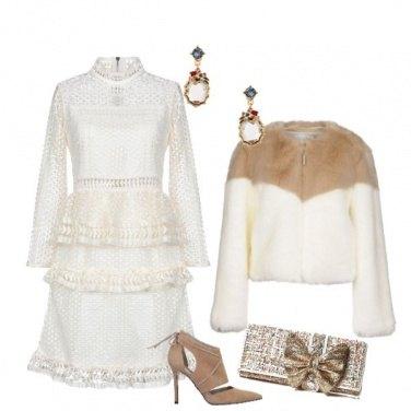 Outfit Tra pizzi e merletti