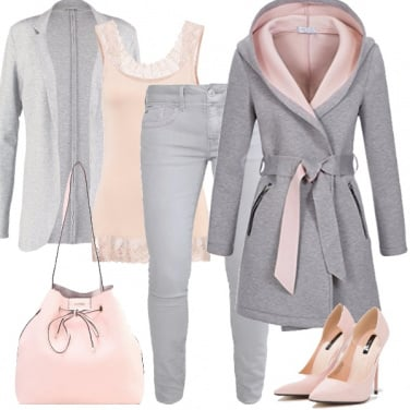 Outfit Come un marshmallow