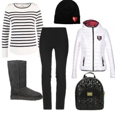 Outfit Urban #10122