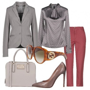 Outfit Pensando all\'ufficio