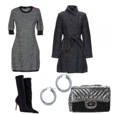 Outfit Trendy, ispirata a Coco Chanel