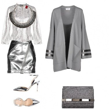 Outfit Trendy, competizione Minimal