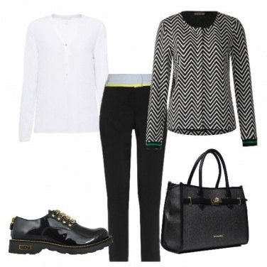 Outfit Minimal-chic