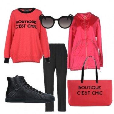 Outfit Boutique c\'est chic