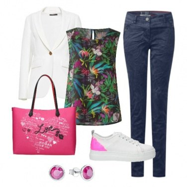 Outfit Urban #10133
