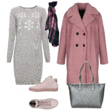 Outfit Delicatezza invernale