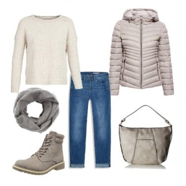 Outfit Grey style