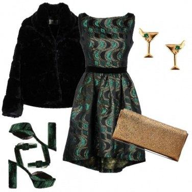 Outfit Al party di fine anno