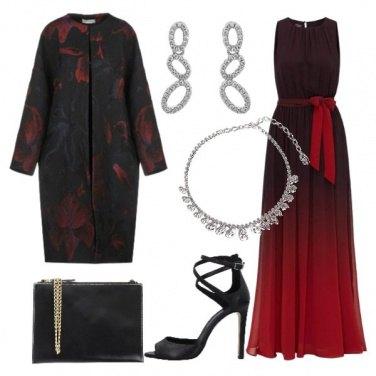 Outfit Bellissima in un gioco di sfumature