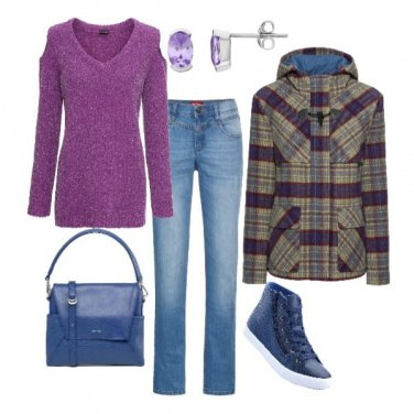 Outfit Col montgomery scozzese